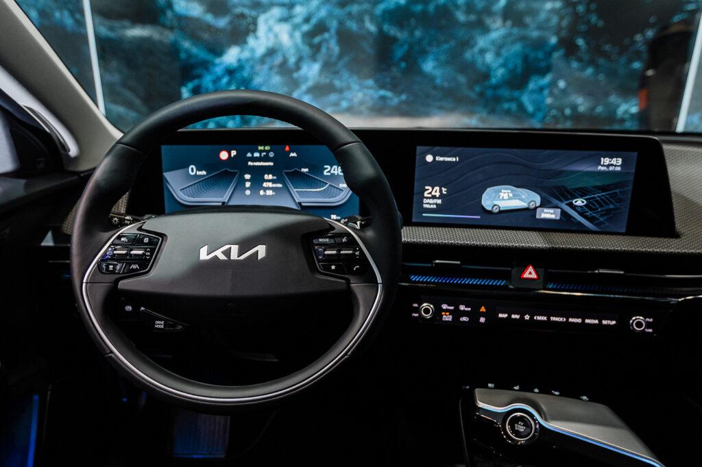 Kia EV6 wymiary zasieg cena opinia 33