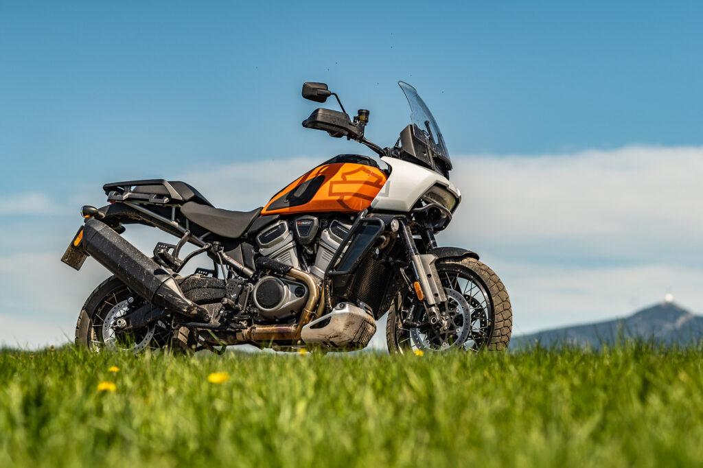 Harley Pan America test opinia